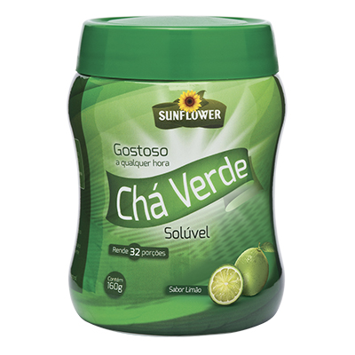 Chá Verde – Limão