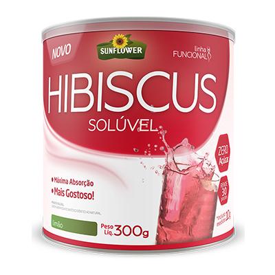 Chá De Hibiscus – Sabor Limão