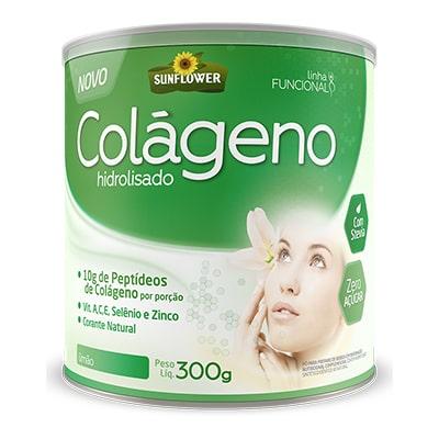 Colágeno Hidrolisado – Sabor Limão